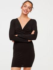 Платье H&M 6850098 36 Черное (AB5000000328352) от Rozetka