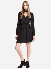 Платье H&M 4275654 44 Черное (AB3000000177839) от Rozetka