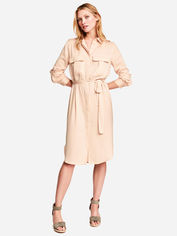 Платье H&M 4815575 46 Светло-бежевое (AB3000000728758) от Rozetka