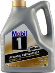 Акция на Моторное масло Mobil 1 FS 0W-40 4 л (153692) от Rozetka