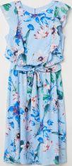 Платье H&M 59790175 XS Голубое цветочное (PS2000000901336) от Rozetka