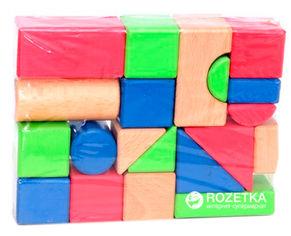 Кубики Руді 20 деталей (Д288у) от Rozetka