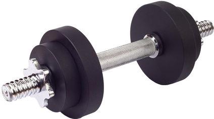 Акция на Гантель наборная стальная Champion 7.5 кг (CHM00389) от Rozetka