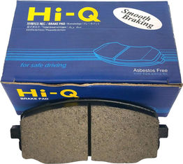 Акция на Колодки тормозные передние Sangsin Brake HI-Q Brake Pad Hyundai i10 (07->), KIA Picanto (04->10) (SP1172) от Rozetka