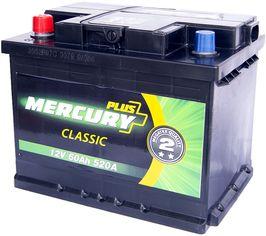 Автомобильный аккумулятор Mercury Classic Plus 60А (+/-) (520EN) (P47278) от Rozetka