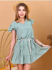 Платья Irma Style 2007 L Нефрит (4821000025659) от Rozetka