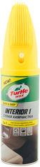 """Аэрозольная сухая химчистка Turtle Wax со щёткой """"Интерьер 1"""" с нейтрализатором запахов 400 мл RU GL (5010322748141) от Rozetka"""