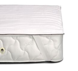 Акция на Наматрасник хлопковый с резинками по углам Royal Cotton MirSon 424 180х190 см от Podushka