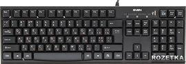 Клавиатура проводная Sven Standard 304 USB от Rozetka
