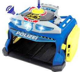 Игровой набор Dickie Toys Управление полиции с 4 машинами и вертолетом (3719011) (4006333059162) от Rozetka