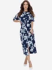 Платье ISSA PLUS 12103 S Синее (2000423156573) от Rozetka