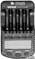 Зарядное устройство для аккумуляторов AA/AAA PowerPlant PP-EU1000 (DV00DV2362) от Rozetka