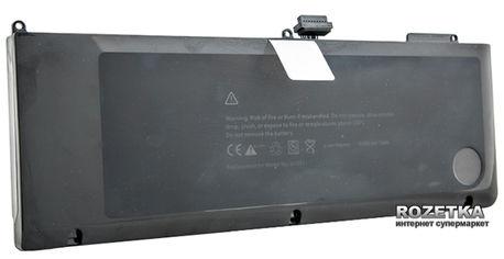 "Аккумулятор PowerPlant для Apple MacBook Pro 15"" Black (10.95V/5200mAh/6Cells) (NB00000029) от Rozetka"