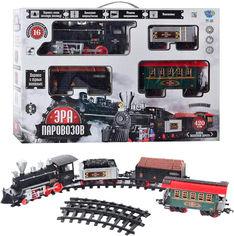 Железная дорога Limo Toy 701830 R/YY 126 (113437) от Rozetka