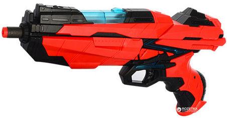 Игрушечное оружие Qunxing Toys Бластер 6-зарядный со светом (FJ833) (4812501155532) от Rozetka