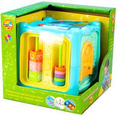 Развивающий куб Mommy Love 6 в 1 (4812501161519) от Rozetka