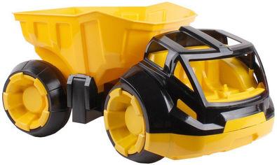 Акция на Игрушка ТехноК Самосвал желтый (4823037606238-1) от Rozetka