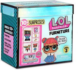 """Игровой набор с куклой L.O.L. SURPRISE! серии """"Furniture"""" S2 - КЛАСС УМНИЦЫ 570028 от Stylus"""