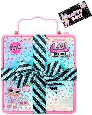 """Игровой набор с экскл.куклой L.O.L. SURPRISE! серии """"Present Surprise"""" - Суперподарок (розовый) 570691 от Stylus"""
