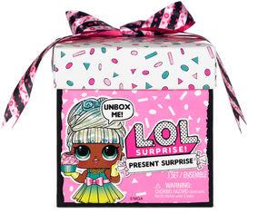 """Игровой набор с куклой L.O.L. SURPRISE! серии """"Present Surprise"""" - ПОДАРОК (в ассорт., в дисплее) 570660 от Stylus"""