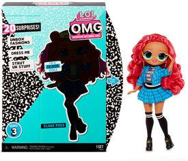 """Игровой набор с куклой L.O.L. SURPRISE! серии """"O.M.G"""" S3 - ОТЛИЧНИЦА (с аксессуарами) 567202 от Stylus"""