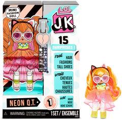 """Игровой набор с куклой L.O.L. SURPRISE! серии """"J.K."""" - ЛЕДИ-НЕОН 570776 от Stylus"""