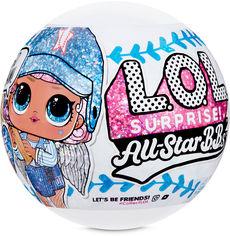 """Игровой набор с куклой L.O.L. SURPRISE! серии """"All-Star B.B.s"""" - СПОРТИВНАЯ КОМАНДА (в асс., в дисп) 570363 от Stylus"""