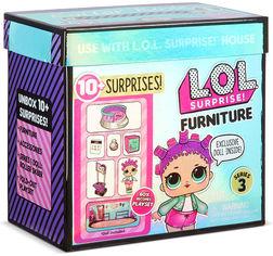 """Игровой набор с куклой L.O.L. SURPRISE! серии """"Furniture"""" S2 - РОЛЛЕРДРОМ РОЛЛЕР-ЛЕДИ 567103 от Y.UA"""