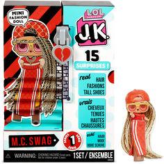 """Игровой набор с куклой L.O.L. SURPRISE! серии """"J.K."""" - ЛЕДИ-DJ 570769 от Y.UA"""