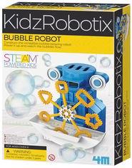 Научный набор 4M Робот-мыльные пузыри (00-03423) (4893156034236) от Rozetka