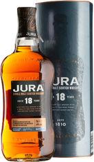 Акция на Виски Isle of Jura 18yo 0.7 л 44% в подарочной коробке (5013967012547) от Rozetka