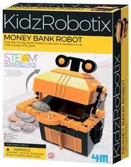 Научный набор 4M Робот-копилка (00-03422) (4893156034229) от Rozetka
