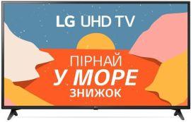 Акция на Телевизор LG 49UN71006LB от MOYO