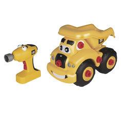 Игрушка-конструктор с отверткой Самосвал Гарри 24 см Toy State 80466 от Podushka