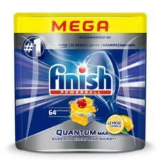Акция на Finish Quantum Max Lemon 64шт от Stylus