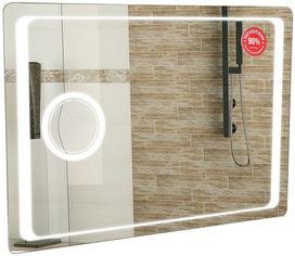 Зеркало AQUA RODOS Омега Люкс 80 см с линзой и LED-подсветкой от Rozetka