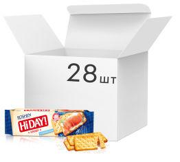 Упаковка крекера Roshen HI DAY! С Морской солью 180 г х 25 шт (4823077626913) от Rozetka