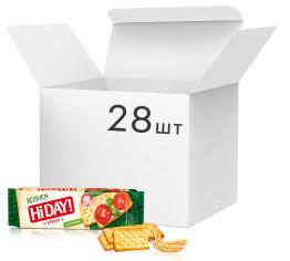 Упаковка крекера Roshen HI DAY! класического 180 г х 25 шт (4823077626890) от Rozetka