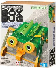 Акция на Робот-жук из коробки Экоинженерия 4M (00-03388) от Rozetka