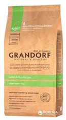 Сухой корм для собак Grandorf Lamb & Rice Mini ягненок с рисом 3 кг (5404009581037) от Rozetka