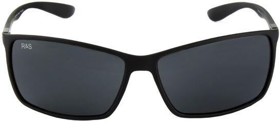 Акция на Поляризационные очки Road&Sport RS 988G солнцезащитные Серые (6902303345700) от Rozetka