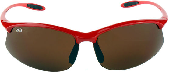 Акция на Поляризационные очки Road&Sport RS7020R солнцезащитные Коричневые (6902303345328) от Rozetka