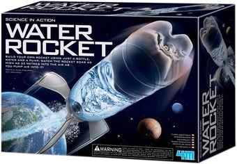 Набор для исследований 4M Водяная ракета (00-03912) (4893156039125) от Rozetka