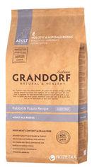 Сухой корм для собак Grandorf Rabbit & Potato All Breeds кролик 1 кг (5404009596017) от Rozetka