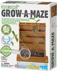 Набор для исследований 4M Растительный лабиринт (00-03352) (4893156033529) от Rozetka