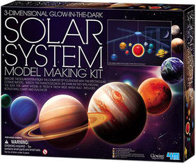 Набор для исследований 4M 3D-модель Солнечной системы (00-05520) (4893156055200) от Rozetka