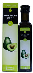 Акция на Масло авокадо Health Link органическое 250 мл (8594046600543) от Rozetka