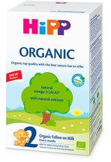 Органическая детская сухая молочная смесь HiPP Organic 2 для дальнейшего кормления 300 г (9062300139270) от Rozetka