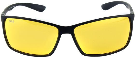 Акция на Поляризационные очки Road&Sport RS 988Y солнцезащитные Желтые (6902303345502) от Rozetka