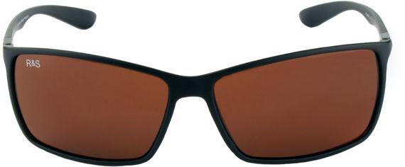 Акция на Поляризационные очки Road&Sport RS 988B солнцезащитные Коричневые (6902303345601) от Rozetka